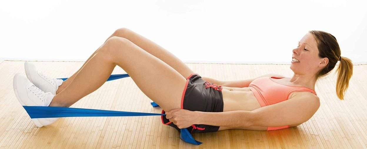 Abs & Legs στο Gym