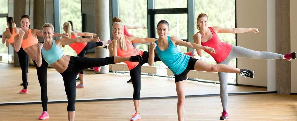 Body Combat στο Gym