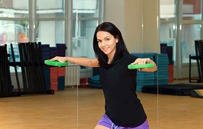 Body Pump στο Γυμναστήριο