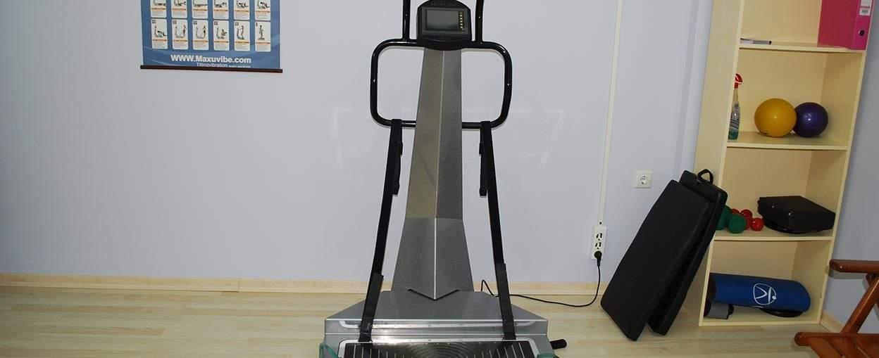 Πλατφόρμα Δόνησης στο Gym