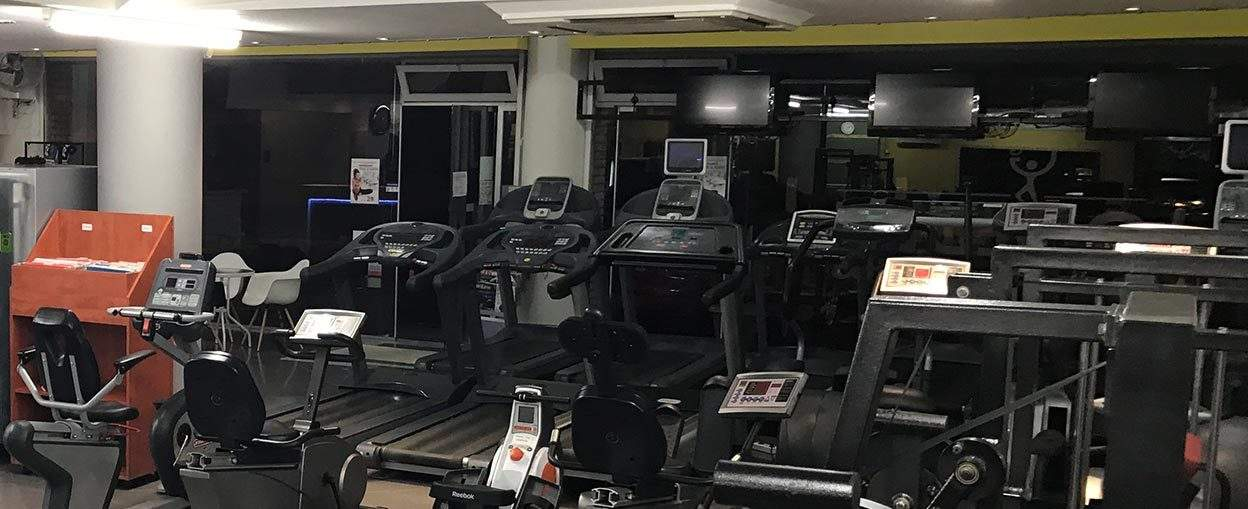 Τηλεοράσεις στο Gym