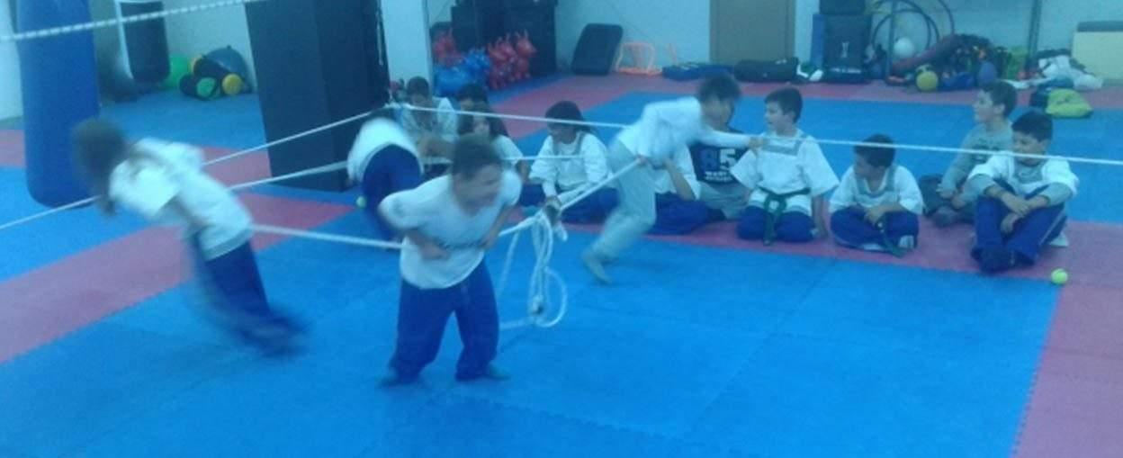 Παγκράτιο Kids στο Γυμναστήριο
