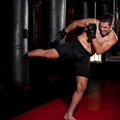 Kick Boxing στο Golden Clubs στην Τρίπολη